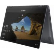 Ultrabook 2in1 Asus VivoBook Flip 14 Intel Core (10th Gen) i5-10210U 256GB SSD 8GB FullHD Win10 Pro Star Grey