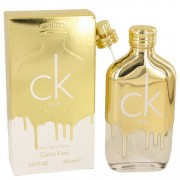 Calvin Klein CK One Gold Eau De Toilette Spray (Unisex) 3.4 oz / 100 mL Men's Fragrances 535448