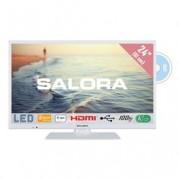Salora LED TV/DVD-combi 24HDW5015