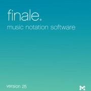 MakeMusic Finale 25 notatiesoftware (download)