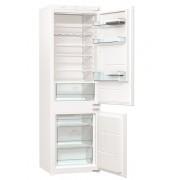 Combina frigorifica incorporabila Gorenje RKI4181E1, Frost Less, 260 l, A+, H 177.2 cm, Alb
