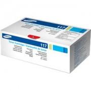 Тонер касета за Samsung MLT-D117S Black Toner/Dru - MLT-D117S/ELS