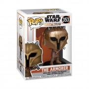 Funko POP Star Wars: Mandalorian - The Armorer