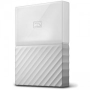 Външен твърд диск HDD 4TB USB 3.0 MyPassport White NEW, WDBYFT0040BWT