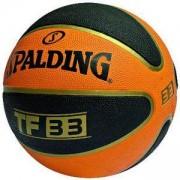 Баскетболна топка TF 33 Rubber Out, Spalding, 3001533013316