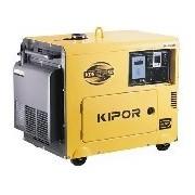 Generator curent Kipor KDE6700TA3