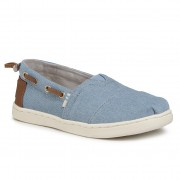 Обувки TOMS - Bimini 10015309 Navy Denim/Synthetic Trim