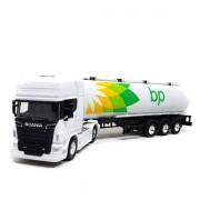 Auto Welly Scania V8 R730 BP OIL