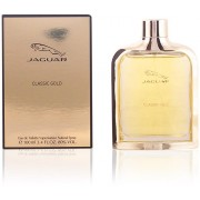 JAGUAR CLASSIC GOLD edt vaporizador 100 ml