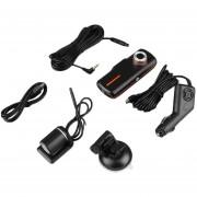 EW 2.7 pares de lentes o automóvil tacógrafo 1080p HD DVR cámara de sprint-Black