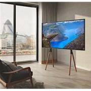Techly Supporto a Pavimento per TV LCD/LED/Plasma 49-70'' stile cavalletto