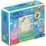 Magicube Peppa Pig Peppa´s House & Garden