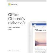 Microsoft Office 2019 Otthoni és diákverzió (elektronikus licenc)