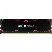 DDR4, 8GB, 2400MHz, GoodRam Iridium, CL17 (IR-2400D464L17S/8G)