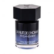 Yves Saint Laurent La Nuit De L´Homme Eau Électrique eau de toilette 100 ml per uomo
