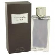 Abercrombie & Fitch First Instinct Eau De Toilette Spray 3.4 oz / 100.55 mL Men's Fragrance 533444