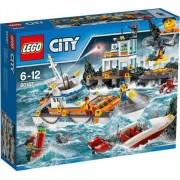 Lego 60167 Lego City Kustwacht Hoofdkwartier
