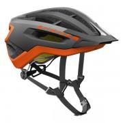 Scott Fuga Plus - casco bici - Grey/Orange