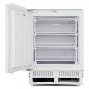 Hoover HBFUP 130 NK Static Built Under Freezer - White