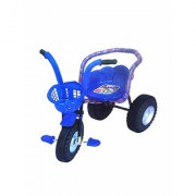 OH BABY Cycle Baby Tricycle WITH CYCLE COLOR Blue SE-TC-108