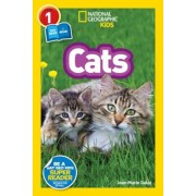 National Geographic Readers: Cats (Level 1 Co-Reader), Paperback