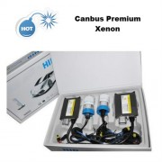 Kit instalatie xenon digital Canbus H4 Bixenon 8000 K 12V / 24V Fost Licenta Philips ( Fara Eroare ) - HID-PH129