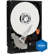 HDD Desktop Western Digital Blue, 500GB, SATA III 600, 32MB Buffer + Cablu S-ATA III 4World 08529, 457 mm