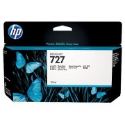 HP 727 Photo Black Designjet Ink Cartridge, 130-ml (B3P23A)
