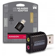 AXAGON ADA-17 USB HQ Mini Audio