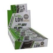 Total low sugar barra de proteína sabor bolacha com natas 10x60g - Gold Nutrition