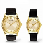 Reloj Bulova Corporate Pareja 97A70 H&M 97V25 TIME SQUARE™