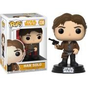 POP! Star Wars Sammelfigur Han Solo