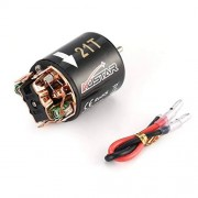 KMtar5MX AUSTAR AX 540 21T 3.17mm Brushed Motor for 1/10 On-Road Drift Touring RC Remote Control Car Model Spare Parts Accessories