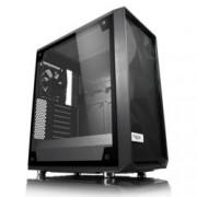 Кутия Fractal Design Meshify C – TG, ATX/mATX/ITX, прозорец, без захранване
