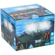Grundig Solcellslampa 1000L med Rörelsesensor