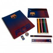 FC Barcelona írószer csomag, tolltartóval