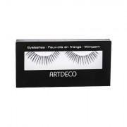 Artdeco Eyelashes umělé řasy s lepidlem 1 ks odstín 10 pro ženy
