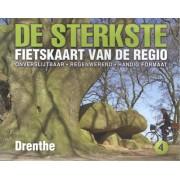 Fietskaart 04 De Sterkste van de Regio Drenthe | Buijten & Schipperheijn