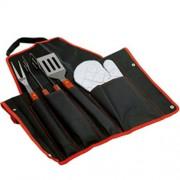 Conjunto Para Churrasco Bon Gourmet 5 Peças Ref: 9956