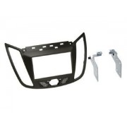 Kit integration 2 DIN FORD CMAX 2011- MARRON