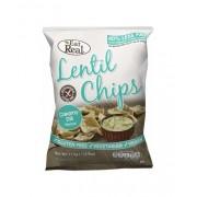 Eat Real Lencse Chips Tejszínes Kapros 40 g