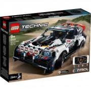 Конструктор Лего Техник - Кола за рали, която се управлява с приложение, LEGO Technic, 42109
