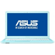 "Laptop Asus X541NA (Procesor Intel® Celeron® Dual Core N3350 (2M Cache, up to 2.40 GHz), Kaby Lake, 15.6"", 4GB, 500GB HDD, Intel® HD Graphics 500, Wireless AC, Endless OS, Albastru)"