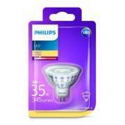 Philips LED žárovka GU5.3 5W teplá bílá / bodová / 345 lm / 2700 K (8718696710494)