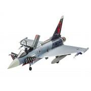 Modelul de avion ModelKit din plastic 03952 - Scaun unic de tip Eurofighter Typhoon (1:72)