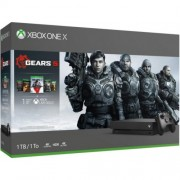 Конзола Xbox One X 1TB + Игра Gears of War 5 Xbox One