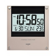 Ceas de perete Casio Wall Clocks ID-11S-1DF Digital Termometru