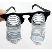 Generic Droopy Eyes Glasses Halloween Costume Party Joke Toys Horrible Funny Toys One Piece