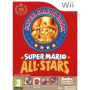 Nintendo Selects Super Mario All Stars Wii