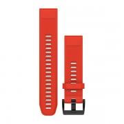 Garmin řemínek pro fenix5 - quickfit22 - červený